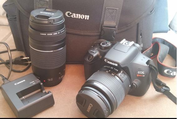 Câmera Fotográfica Canon Rebel T6