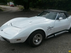 Chevrolet Corvette Convertible - Sincronico