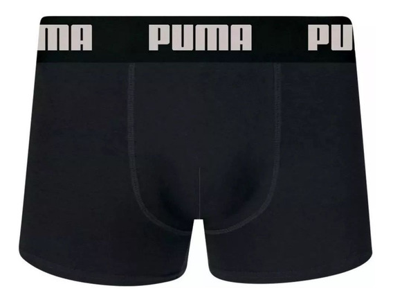 Kit 2 Cuecas Boxer Puma Cotton