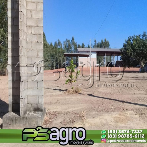 Imagem 1 de 11 de Fazenda À Venda, 1311 Hectares Por R$ 70.000/alqueire - Zona Rural - Peixes/to - Fa0101
