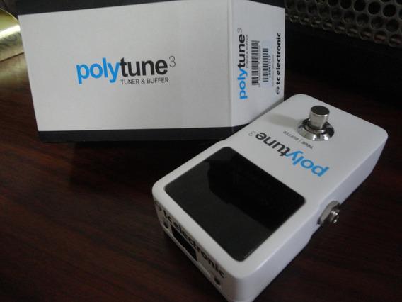 Pedal Afinador Polytune 3 Bonafide Tc Electronic