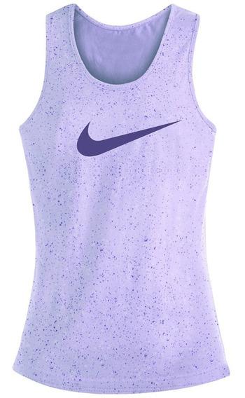 Camiseta Regata Nike Menina Infantil Grafica Original