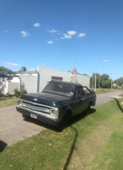 Pick Up Chevrolet C10 Brava Deluxe 1967, Acepto Canje