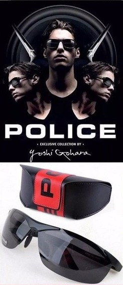 Óculos De Sol Police Polarizado