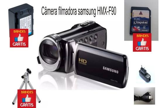 Camera Filmadora Samsung Hmx F90