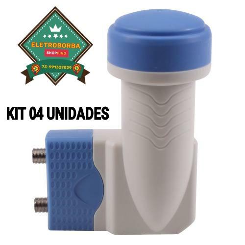 Kit Lnb Universal 02 Saídas