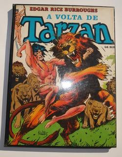 Hq - A Volta De Tarzan Encadernado
