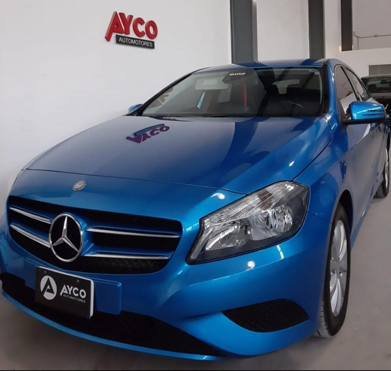 Mercedes Benz A200 1.6 Style Blue Efficiency