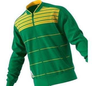 Blusa adidas Brasil Verde E Amarelo
