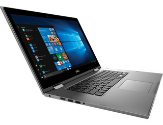 Notebook Dell Insp15 5578, Touch, Rebatible, I5-7200u,8gb,1t