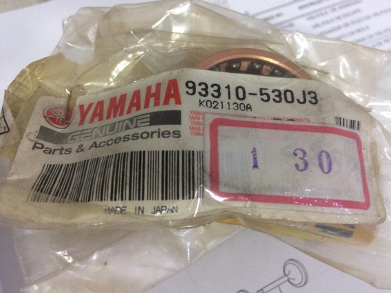 Gaiola Biela Inferior Xt225 Tdm225 Ttr230 Origina Yamaha Ttr