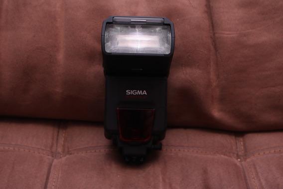 Flash Sigma Ef-610 Dg St Sony - Minolta