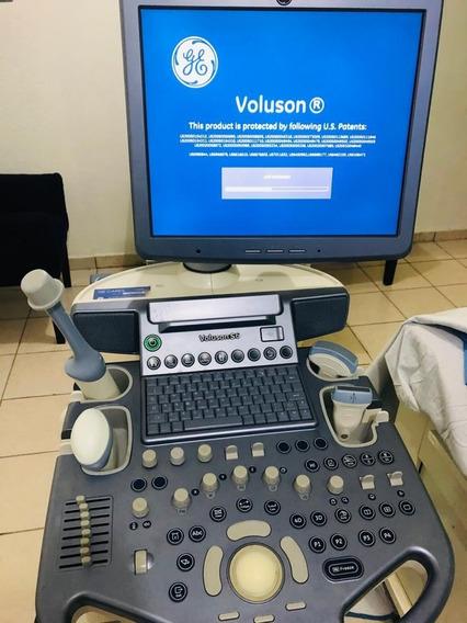 Ultrasonido General Electric (ge) S6 Voluoson 4 Trasductores