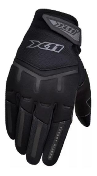 X11 Fit X Luva Motociclista Feminina Proteção Função Touch A Vista Motoqueiro Moto X11 Fitx Segurança Luva Bike Celular