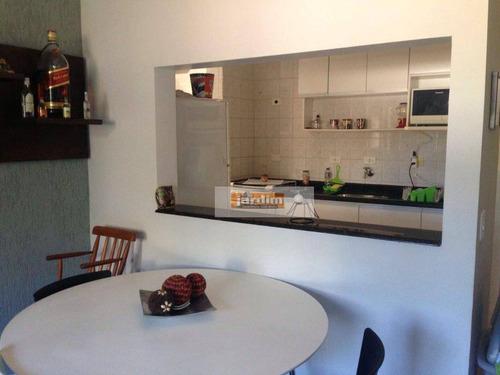 Apartamento Residencial À Venda, Suíço, São Bernardo Do Campo. - Ap3735