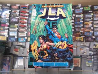 Comic Liga De La Justicia Jla Nuevo Orden Mundial Edit Vid