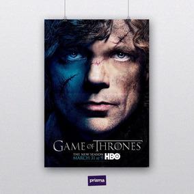 Poster Cartaz - Game Of Thrones (vários Modelos)