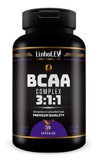 Bcaa 3:1:1 Complex 120 Cápsulas Premium Quality