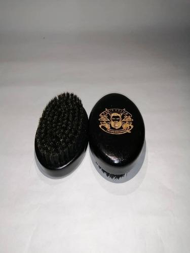 Cepillo Para La Barba Barbero-barberia New Castle
