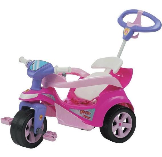Triciclo Biemme Baby Trike Evolution Rosa