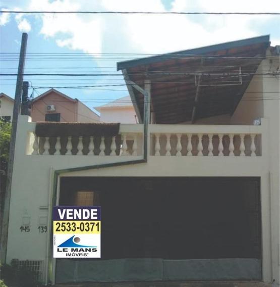 Casa À Venda, Garças - Piracicaba/sp - Ca2201