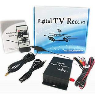 Sintonizador De Tv Digital Para Autos , Camion . Lanchas , M