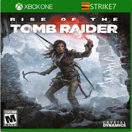 Acesso Rise Of The Tomb Raider - Mídia Digital (30 Dias)