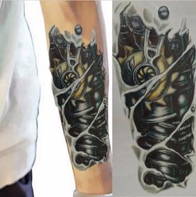 Tatuagem Temporária - Fake Tattoo Ref:139