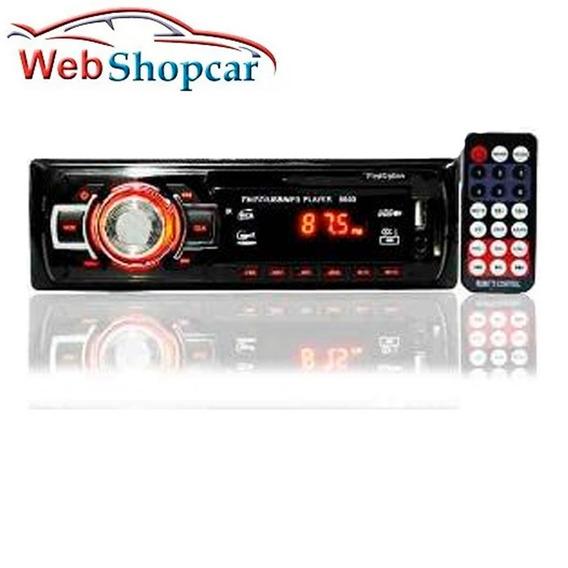 Radio Mp3 Player 15w Com Bluetooth C/controle