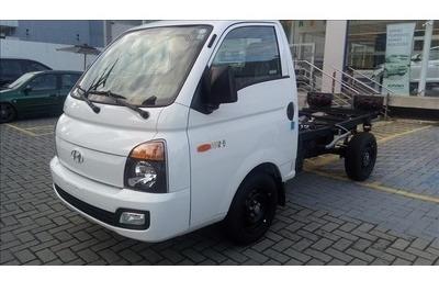 Hyundai Hr 2.5 Hd Cab. Curta S/ Carroceria Tci 2p 2020