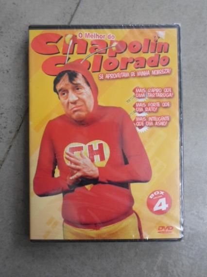 Chapolin Colorado - Dvd O Melhor... (4) - Lacrado!