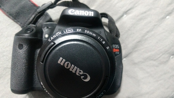 Canon T3i + 50mm + Flash