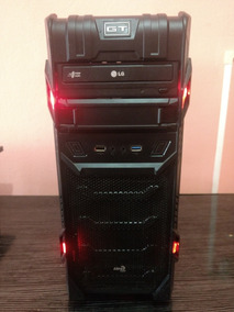 Cpu Gamer Phenom X6 1100t - 8gb Ram - Hd 500gb - R9 270 2gb