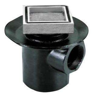 Coladera Cuadrada Decorativa Para Inserto Tipo 24-chli