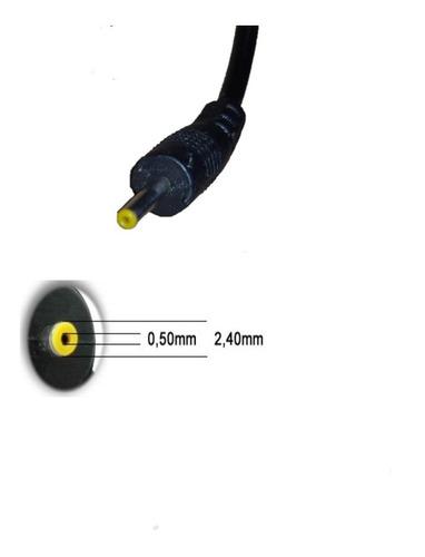 Fonte Carregador 5,0v 2,0amp Plug 2.4mmx0,5mm Tablet Phone