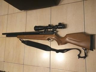 Rifle Pcp M22 6.35 Artemis Con Accesorios