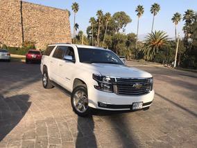 Chevrolet Suburban 5.4 Premier Piel 4x4 At Blindaje Nivel V
