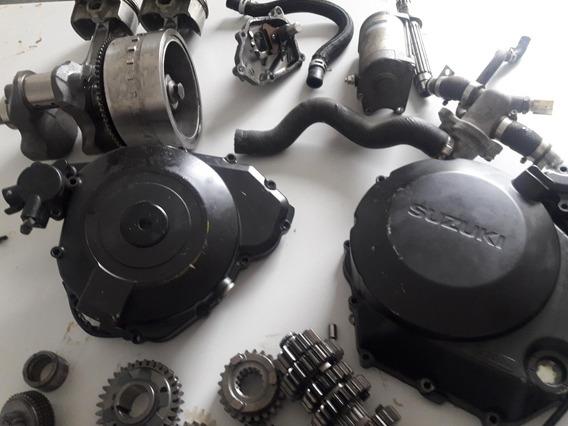 Suzuki Dl1000 V Strom 2014 Partes De Motor