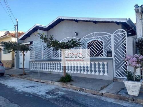 Imagem 1 de 20 de Casa À Venda, 180 M² Por R$ 580.000,00 - Jardim América - Bragança Paulista/sp - Ca0118