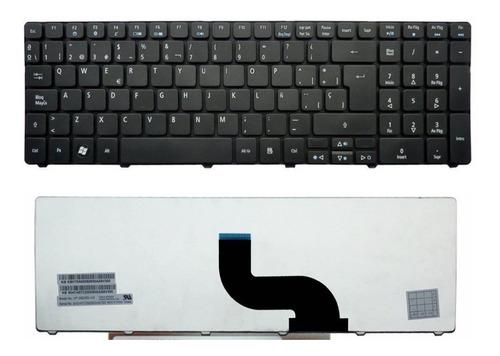 Teclado Acer Aspire 5750 5738 5250 Esp. Instalación Gratis