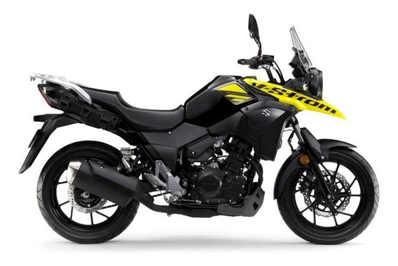 Defensa Protector Motor Kappa Para Suzuki Vstrom 250
