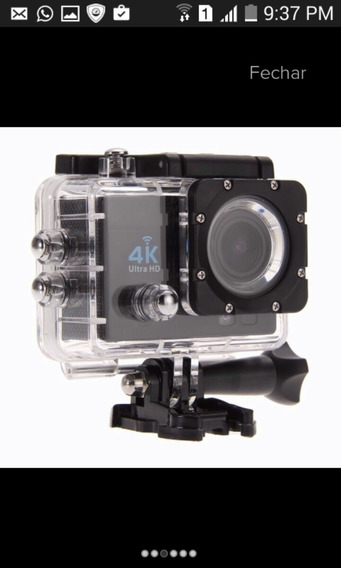 Action Cam Go Sports Pro Full Hd 1080 Prova D