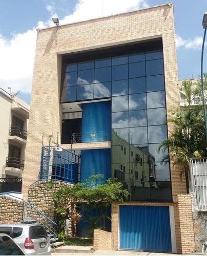 Imagen 1 de 12 de Edificio En Alquiler Para Oficina En Bello Monte 21-870
