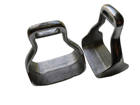 Estribo Alumínio Altura:13cm Interna Oferta Até Quinta Feira