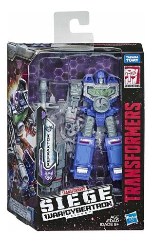 Transformers Toys Generaciones Guerra Para Cybertron Deluxe