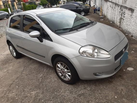 Fiat Punto Prata 1.4 Elx Flex Completo. Ac Trocas (-) Valor