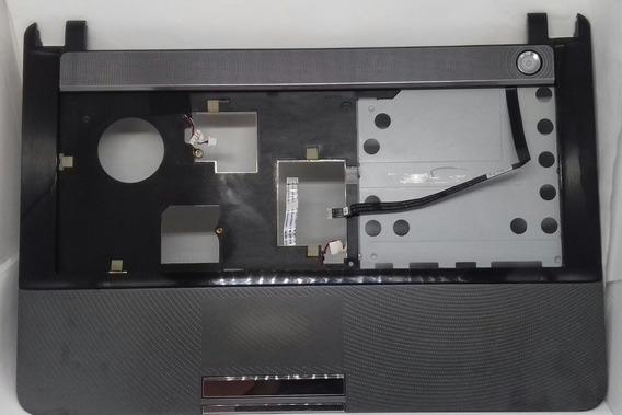 Carcaça Da Tampa Superior Mouse Notebook Oro Amd C-50 36m