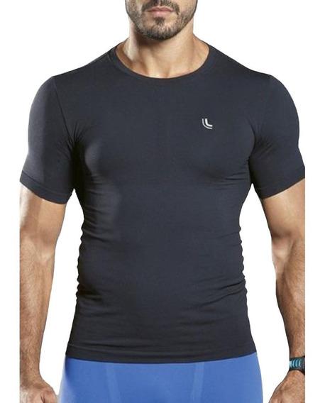 Kit Com 3 Segunda Pele Térmica T-shirt Masculina Lupo