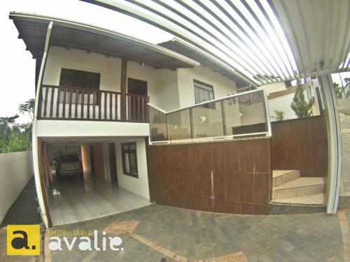 Casa - Agua Verde - 3 Dormitórios - Blumenau/sc - 6001430v