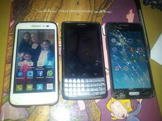 Samsung Core 2, Motorola Kairos, One Touch